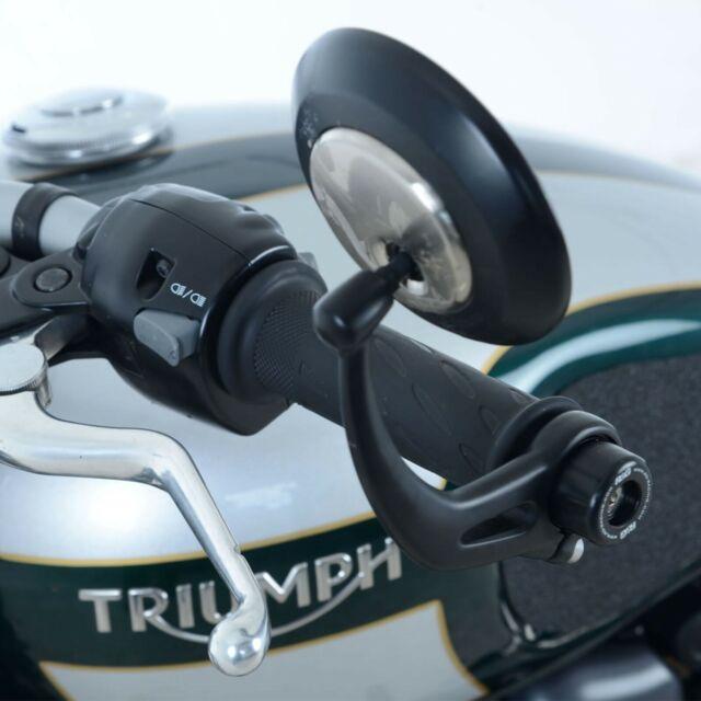 R/&G Bar End Sliders For Triumph 2016 Thruxton 1200