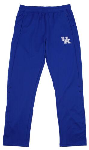 Outerstuff NCAA Men/'s Kentucky Wildcats Helix Track Pant Blue
