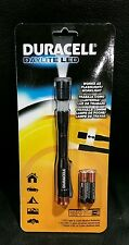 Duracell Daylite LED Flashlight/Worklight with Batteries 45 Lumens NEW