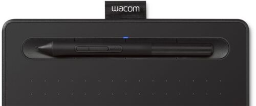 Wacom Small with 3 Bonus Software included Black Intuos Drawing Tablet