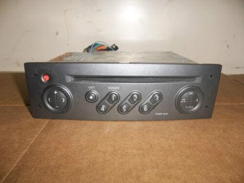 GRAND SCENIC 2003-2006 Radio estéreo reproductor de CD 8200300859 Renault SCENIC