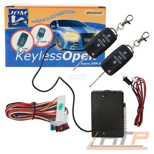 Jom keyless Open control remoto para los existentes cierre centralizado 31607769