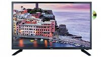Brand Akai 23.6 Hd Led Tv With Built-in Dvd Player 24 Month Warranty