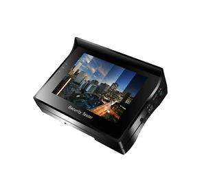 """Monitor Tester Portatile Display 3.5"""" TFT Color LCD Braccio Telecamere CCD Video"""