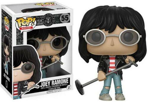 Rocks Joey Ramone-Hey ho Let/'s Go vinilo nuevo 55 Funko pop