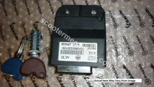 2001-2019 VESPA LX LXV ET4 50 150 CDI ECU CM088402 CM160008 573430 584701 SERVIC