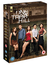 One Tree Hill - Series 6 - Complete (DVD, 2009, 7-Disc Set)