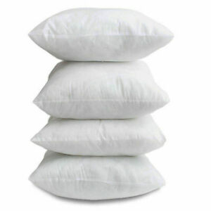 17 Inch Cushion Pads Fluffy Inserts for Sofa Cushions UK Made 30/% off RRP