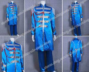 The Beatles Sgt Pepper Sir James Paul Mccartney Blue Costume High Quality Great Ebay