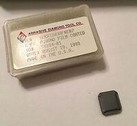 Abrasive Diamond Tool Cutting Turning Insert Bridgeport Bit - Seka1203afne07