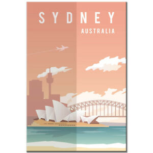 MAGNET Travel World OPERA HOUSE Sydney Australia