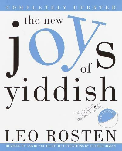 The New Joys of Yiddish Completely Updated