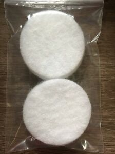 buff puff facial pads