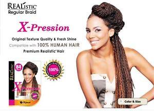 Image Is Loading Bijoux X Pression Braid 84 034 Synthetic Braiding