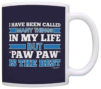 new great grandfather Only the Best Dads Get Promoted To Papaw Coffee Mug