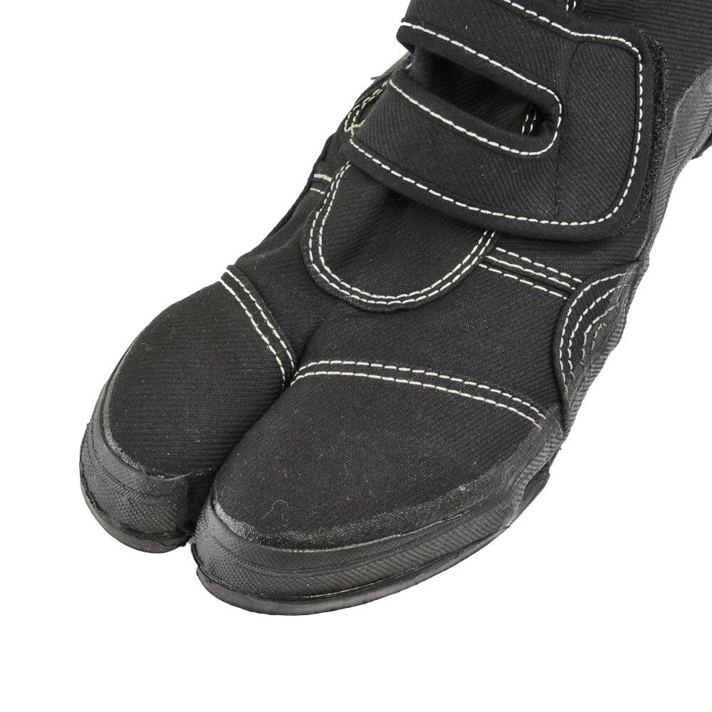 Ninja Tabi Shoes Safety Boots for height Black El Winds VO-80 27cm/ Sokaido