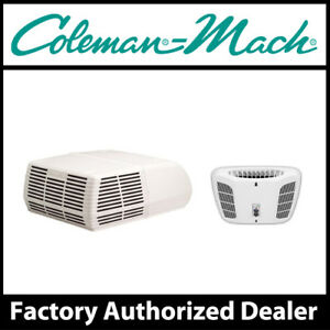 Details about Coleman Mach 1 11K BTU Non-Ducted White Air Conditioner -  Roof&Ceiling Units