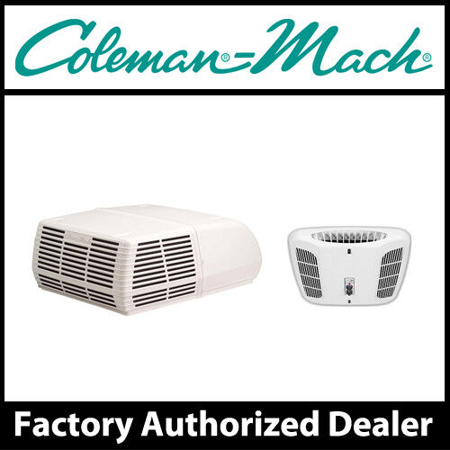 Coleman Mach 1 11k BTU Non-ducted White Air Conditioner - Roof&ceiling Units