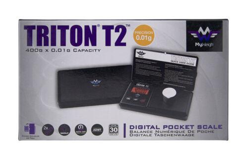 My Weigh® TRITON® T2™ 400g x 0.01g