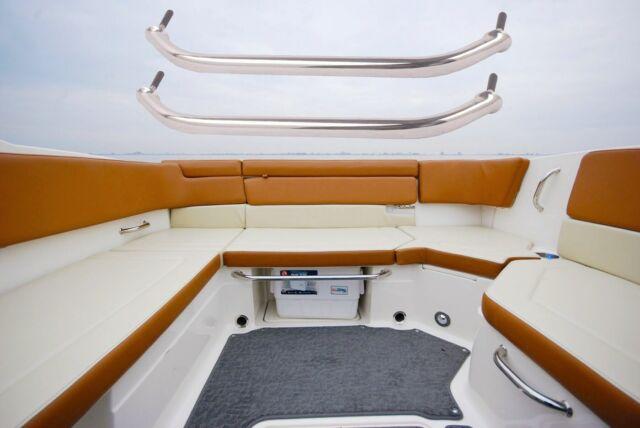 "Yacht Boat 12/"" Safety Grab Handle Handrail Stair RV Door Bathroom"