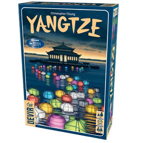 Yangtze (Lanterns), Game table, New by Devir, Multilingual Edition