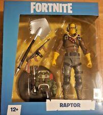 Mcfarlane Toys Fortnite Raptor 7 Action Figure 12 Ebay