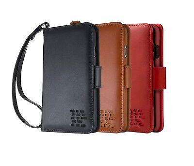 Angemessen Iphone Se 5 5s Leather Wallet Case - Real Premium Leather - Free Personalisation Krankheiten Zu Verhindern Und Zu Heilen