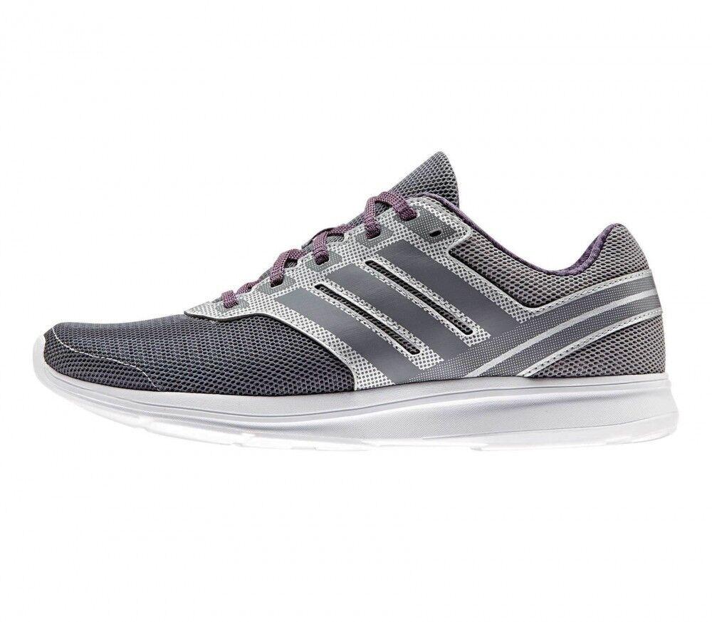 New Adidas Lite  Pacer 3 W, B23319  Lite Running, Grau mesh, Damens's Größe 8, 9, Medium 093172
