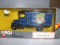 Corgi Thorneycroft Box Van- Asda Ref. C859/9