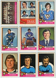 1974-75-OPC-Pittsburgh-Penguins-20-Card-Team-Set-F-to-VG-02-03202020
