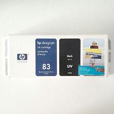 CARTUCCIA HP 83 NERO UV INKJET ORIGINALE HP C4940A BLACK HP C4940A