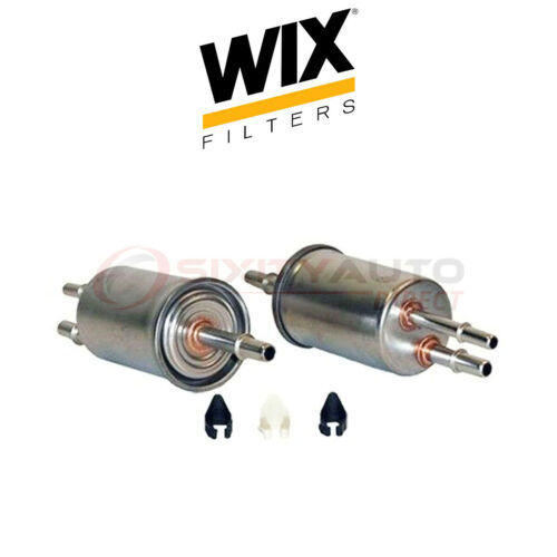 WIX Fuel Filter for 2003-2005 Ford Expedition 4.6L 5.4L V8 Gas Filtration ny