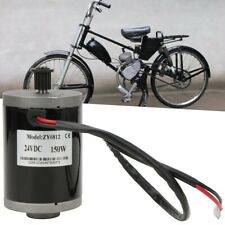 24v Dc 150w Electric Motor For E Bike Scooter Brushed Permanent Magnet Mope