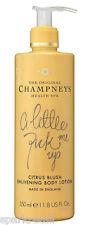 Champneys Spa A Little Pick Me Up CITRUS BLUSH Enlivening Body Lotion 350ml