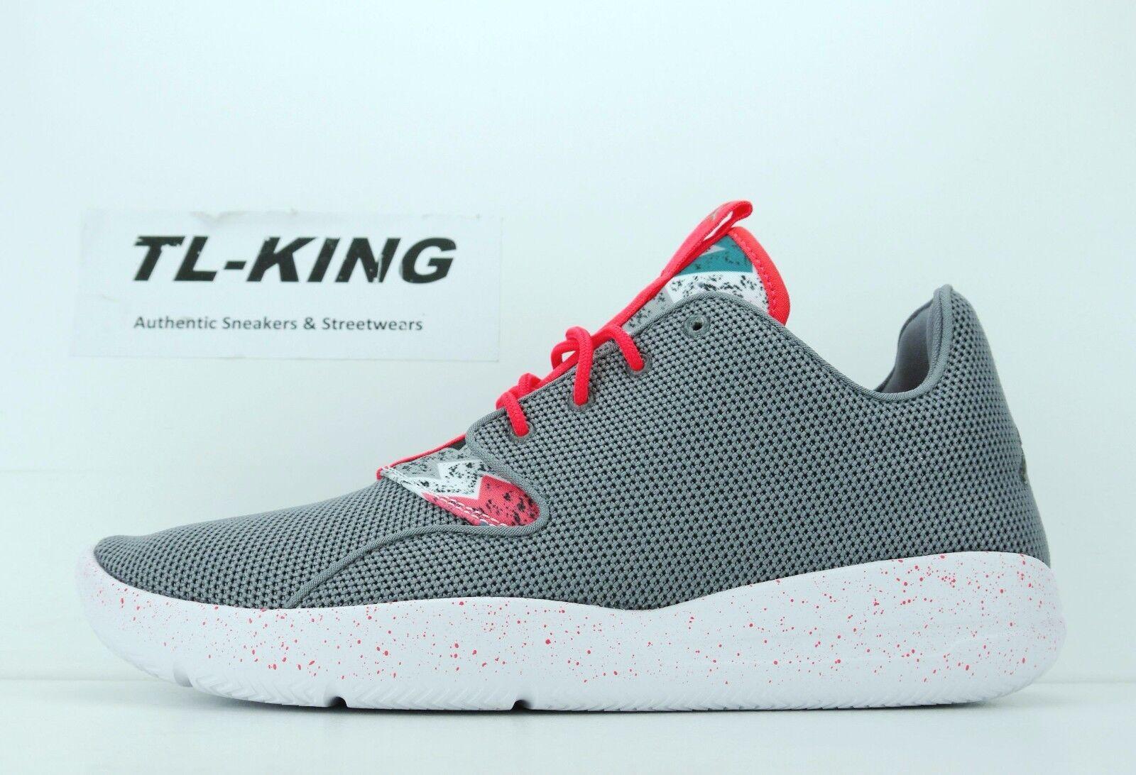 Nike Air Jordan Eclipse GG Youth Cool Grey Pewter Crimson 724356 063 Msrp Price reduction Seasonal price cuts, discount benefits