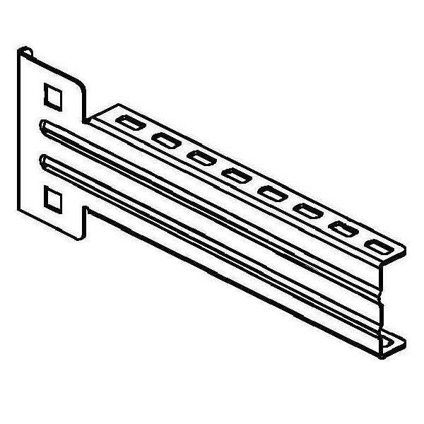 Niedax Ausleger KTUM 300 E5 Ausleger rostfreier Stahl Ausleger | Spaß