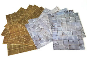 """6""""x6"""" Floorboards/Floortiles Modular Flip Tiles RPG Map mat dnd D&D pathfinder"""