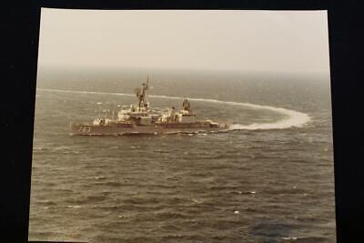 8' X 10' Color Photo 100% Original Military Ship Photo Uss William C Lawe p1254 dd-763