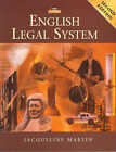 The English Legal System by Jacqueline Martin (Paperback, 2000)