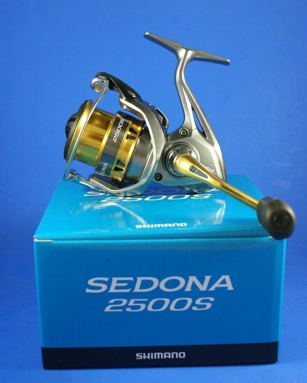 Shimano Sedona 2500S FI  SE2500SFI  mulinello da pesca trascinamento frontale