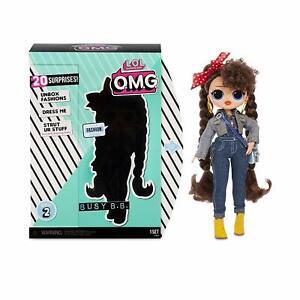 1-Authentic-LOL-Surprise-BUSY-B-B-OMG-Fashion-Doll-Series-2-Set-1-NEW