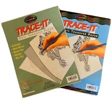 Melissa /& Doug Scratch Art Trace-It White Transfer Paper Melissa and Doug 8167