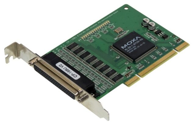 MOXA PCI SERIAL DRIVERS FOR PC