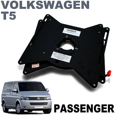 GRADE B VW T5 Passenger side seat swivel (RIB) OURREF2003