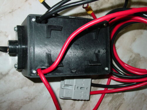 WIRELESS 12V Winch Wiring control box switch Breaker SNOWBEAR snow plow 263285w