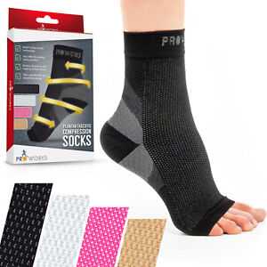 Proworks-Plantar-Fasciitis-Compression-Socks-Heel-Foot-Arch-Pain-Relief-Support