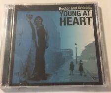 Hector and Graciela Young At Heart Promo Cd For Karaoke D' Ors. SUPER rare HTF.