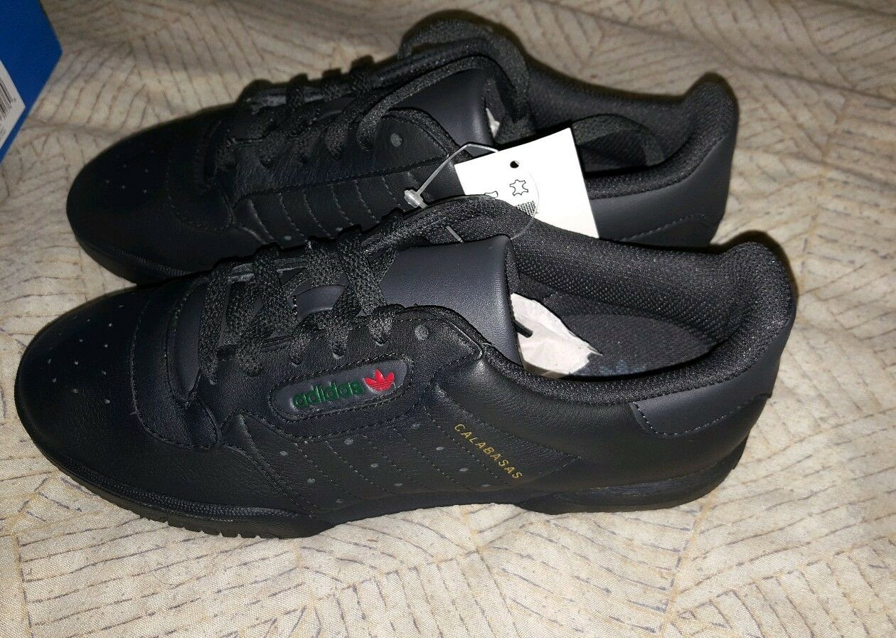 Adidas Yeezy Powerphase Calabasas Core Black Size 7 Sold Out