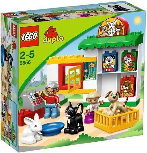 LEGO® DUPLO Ville 5656  Zoohandlung NEU ungeöffnet RARITÄT RARITÄT RARITÄT 7a7cfe