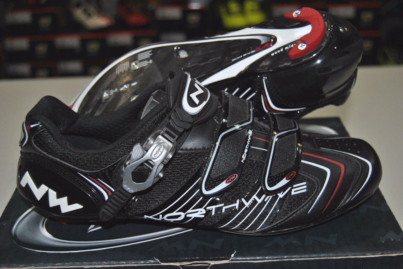 zapatos ROAD Northwave EVOLUTION SBS negro zapatos ROAD NORTHWAVE EVOLUTION SBS BLAC